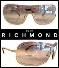 RICHMOND JR502 OCCHIALE DA SOLE ARGENTATO Scontatissimo