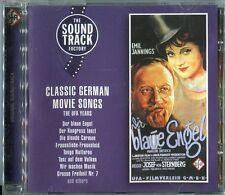 The Ufa YEARS CD Classic German Movie canzoni © 1999 L'ANGELO AZZURRO