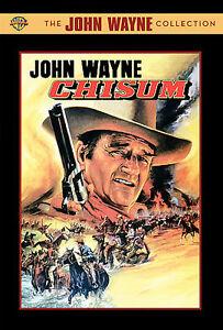 Chisum (DVD, 2007) The John Wayne Collection New