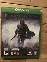 Middle-Earth : Shadow of Mordor for Microsoft XBOX ONE XB1 Tested
