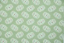 Patchwork tissu coton japonais YUWA Live life collection 28 cm x 55 cm