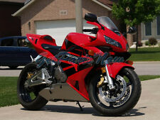 Injection Red Black ABS Plastic Fairing Set Fit for Honda 2003-2004 CBR600RR w06