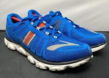 BROOKS Running Race PURE FLOW 2 1101371D762 Blue Orange Colorway Mens Size 10