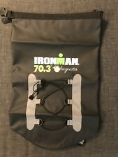 Ironman 70.3 Augusta Dry Bag 2019 Triathlon ~ Black ~ Swim Bike Run