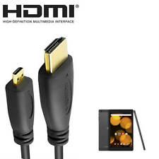 Bush Spira B2 7/8 pulgadas Tablet Pc Hdmi Micro a Hdmi TV cable de plomo de alambre de 5m de largo