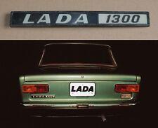 Original Plastic Logo EMBLEM for Soviet Auto Car VAZ LADA 1300