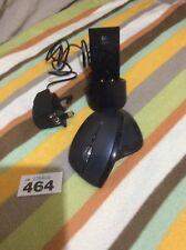 Láser Logitech MX Revolution Performance Mouse inalámbrico con Bluetooth Cargador