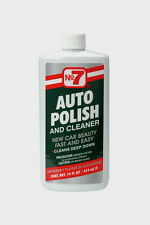 14oz!! No. 7 Auto Car Polish & Cleaner Deeps Cleans Grime Stains Road Film Paint