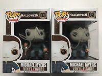 Autographed Funko Pop Halloween John Carpenter Michael Myers