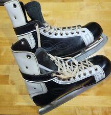 Vintage Ice Skates Size 12 Mens