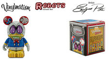 "New Disney Vinylmation 3"" Robots 3 Series DONALD DUCK BOT w/Box 1 2 4-Fast Ship"