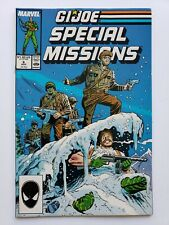 G.I. Joe: Special Missions, Issue #6 (Vol. 1, 1986-1989)