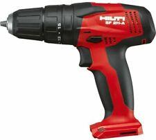 HILTI Cordless Hammer Drill Driver 12 Volt Lithium-Ion 3/8, SF 2H-A Tool Battery