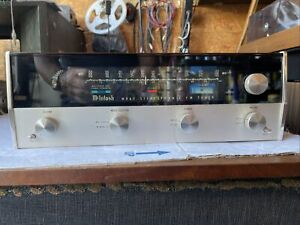 Mcintosh MR 67 FM tube tuner