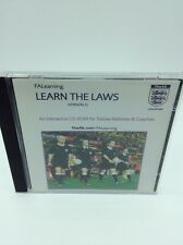 FALearning - Learn The Laws Referees & Coaches Interactive CD-ROM (Version 2)