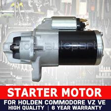 Starter Motor for Holden Commodore VZ VE V6 (LY7) 3.6L Statesman WL WM 04-13