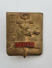 RTS Tchad Régiment de Tirailleurs Sénégalais, Drago Paris