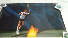 New listing Vintage Nike1985  Mcenroe  poster,  patch &tag  mac attack