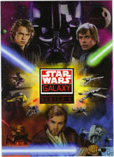 STAR WARS GALAXY 4 Topps COMPLETE TRADING CARD SET (1-120)