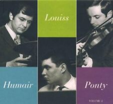 Humair, Louiss, Ponty - Volume 2 CD NEU OVP
