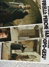 SP23 Clipping-Ritaglio 1981 Zeffirelli Perchè farò il dopo Gesù