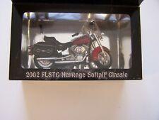 MAISTO 2002 FLSTC Heritage Softail Classic  Harley- Davidson