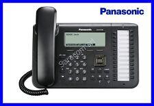 Telefono IP Panasonic KX-UT 136NE Nero senza alimentatore