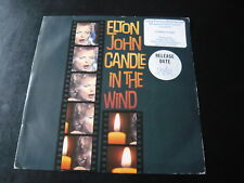 """ELTON JOHN...CANDLE IN THE WIND...PROMOTION COPY...MINTY WAX  7"""" 45RPM SINGLE"""