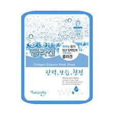 Natureby Collagen Ultra Hydration Essence Mask Sheet 1pcs K-Beauty K-Cosmetic