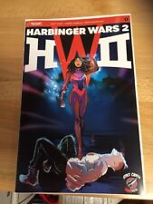 Harbinger Wars II Valiant Variant Afua Richardson Comic Book