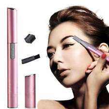 Beauty Electric Face Eyebrow Nose Hair Body Blade Razor Shaver Remover Trimmer