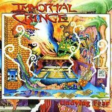 Immortal Cringe(CD Album)Undying Fear-Dreamcatcher Demolition-DEMCD109-New
