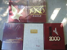 2000 Romulus High School Yearbook Michigan Eagle