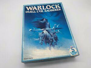 Warlock - Duell der Zauberer - Robert HarrisSchmidt Spiele - vollständig - top