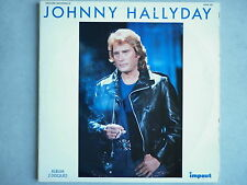 Johnny Hallyday double 33Tours vinyles Impact Mes Yeux Sont Fous