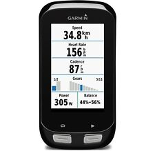 GARMIN EDGE 1000 Bundle WiFi Bluetooth ANT+ Heartrate Bike Navigation Bike