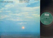 Gary Burton CHICK COREA Crystal Silence LP NMINT 1973 ECM