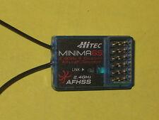 Hitec MINIMA 6S 2,4 GHz 6 Kanal Empfänger Hitec 111068