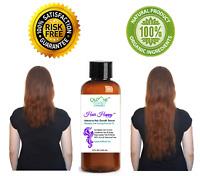 Quane Cosmetics Hair Happy Hair Growth Serum, Grow Hair Longer 4 oz oil serum
