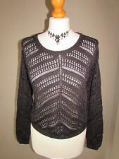 Marks and Spencer Women's Medium Knit Acrylic Blend Jumpers & Cardigans