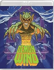 Demon Wind [New Blu-ray] With DVD, 2 Pack