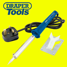 Draper 85357 100W Soldering Iron Mains Electric with Plug Electronics Automotive