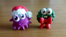 Moshi monsters christmas iggy and Oddie