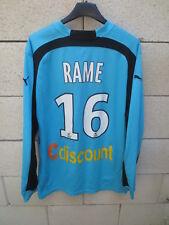 Maillot GIRONDINS DE BORDEAUX goal Ramé n°16 PUMA vintage shirt rare trikot S