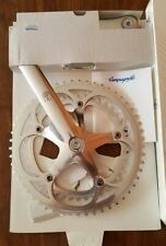 NOS Campagnolo CROCE D'AUNE crank 80s old stock new 53/42 tooth 172.5mm arms