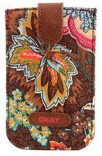 Oilily Cas De Téléphone Portable Jatin Flowers Smartphone Pull Case Bronze