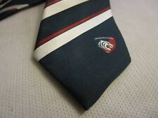 LEICESTER TIGERS RUGBY TIE