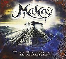Maya - Prophecy Is Broken [New CD] Italy - Import