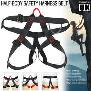 Outdoor Climbing Harness Belt Safety Lanyard belt Fall Protection Rope belt