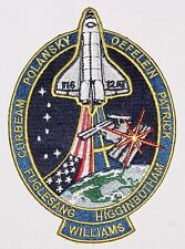 Ricamate patch spaziale NASA sts-116 dello Space Shuttle Discovery... a3097